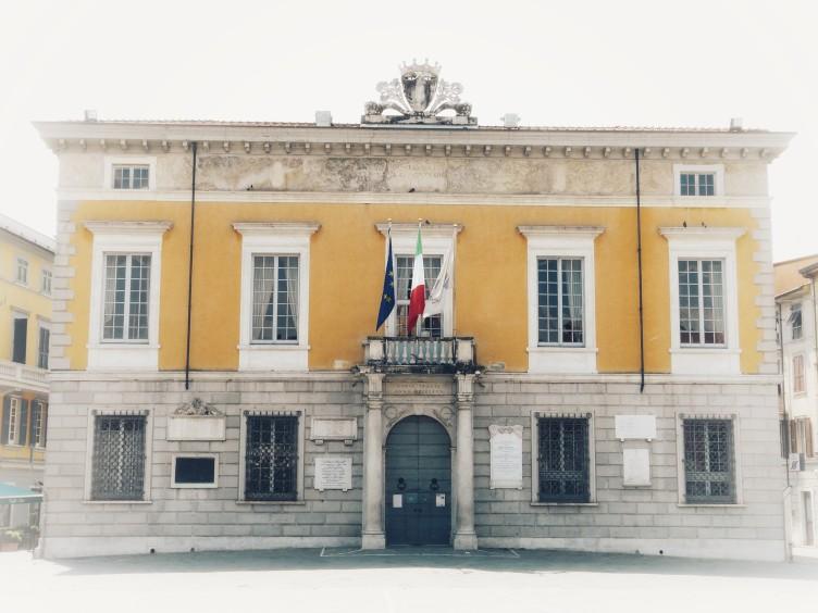 Palazzo Rodeiro Sarzana